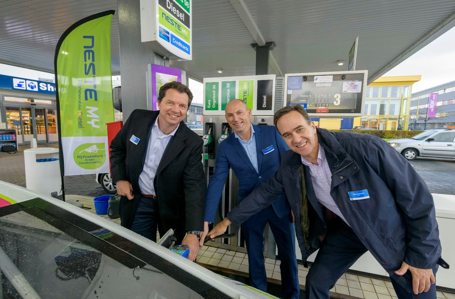Photo Neste MY Renewable Diesel